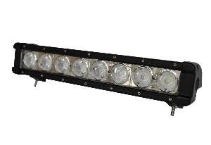 LED Фара балка робочого світла 80W/гібридний промінь JFD-1243, фото 2