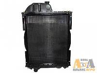 Радіатор 70У-1301010 (4-х ряд) (латунний з латунними бачками) (JFD)