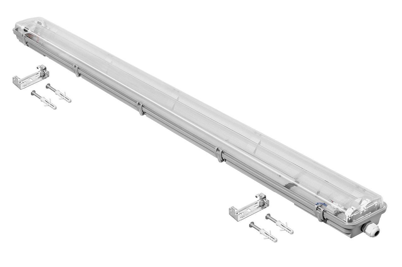 Светильник промышленный MAGNUM WPF LED (2*1200мм) IP65 G13 без ламп
