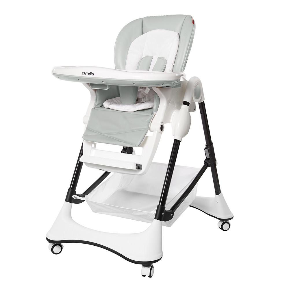 Детский стульчик для кормления CARRELLO Stella /  Tender Blue