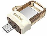SanDisk Ultra Dual Drive M3.0 [SDDD3-032G-G46GW], фото 2