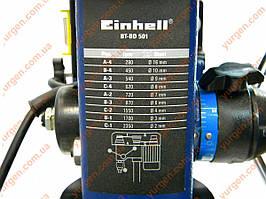 Станок сверлильный Einhell BT-BD 501