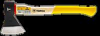 Топор TOPEX 1250 г рукоять дерево 05A142