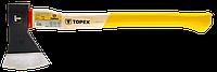 Топор TOPEX 1600 г рукоять дерево 05A146