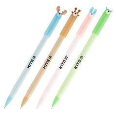 Ручка гелевая Kite Big eyes K19-027