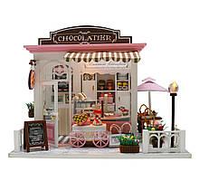 3D Румбокс Шоколадниця - Ляльковий Дім Конструктор / DIY Doll House від CuteBee