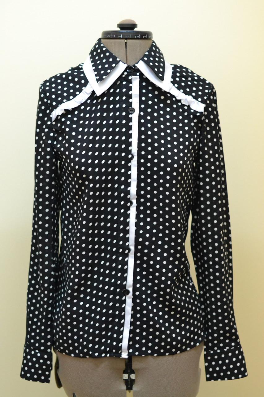Блузка жіноча Poco a Poco accelerando 44 (UKR)