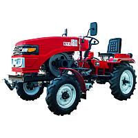 Трактор ДТЗ 180 в сборе