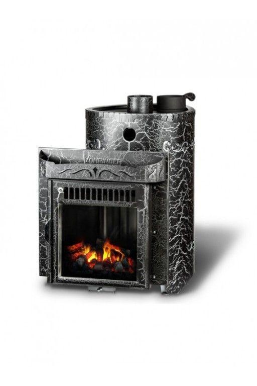 Дровяная печь для бани Ферингер Паровая Гармония Антик