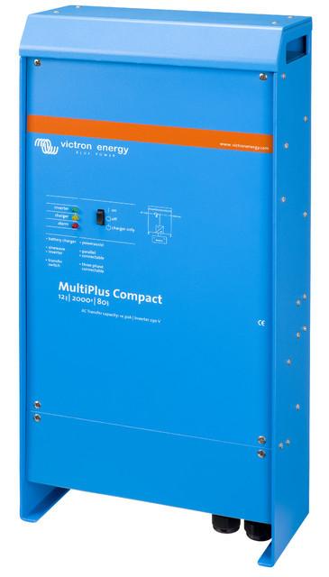 Гибридный инвертор MultiPlus C 12/2000/80-30