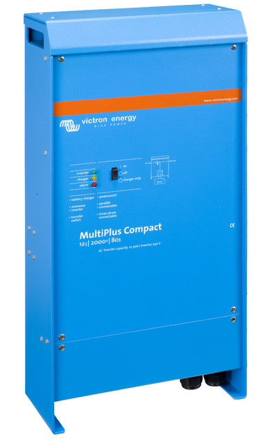 Гибридный инвертор MultiPlus C 24/2000/50-30