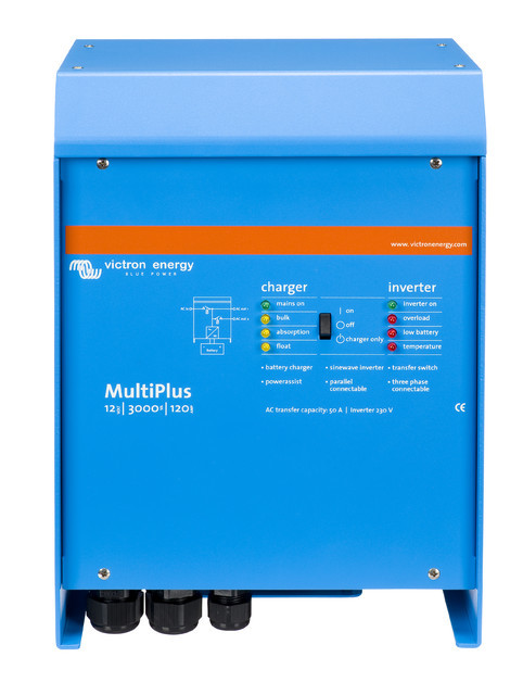 Гибридный инвертор MultiPlus 12/3000/120-16