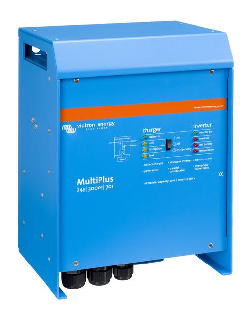Гибридный инвертор MultiPlus 24/3000/70-50