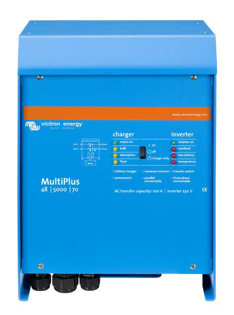Гибридный инвертор MultiPlus 48/5000/70-100