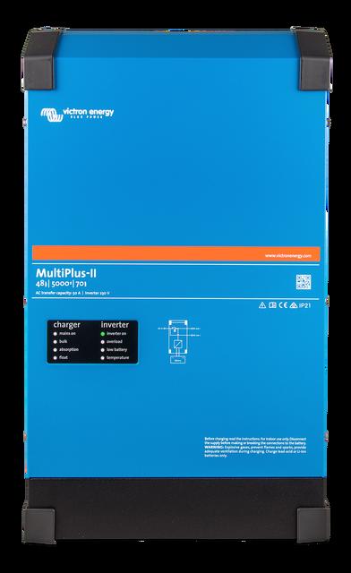Гибридный инвертор MultiPlus-II 48/5000/70-50