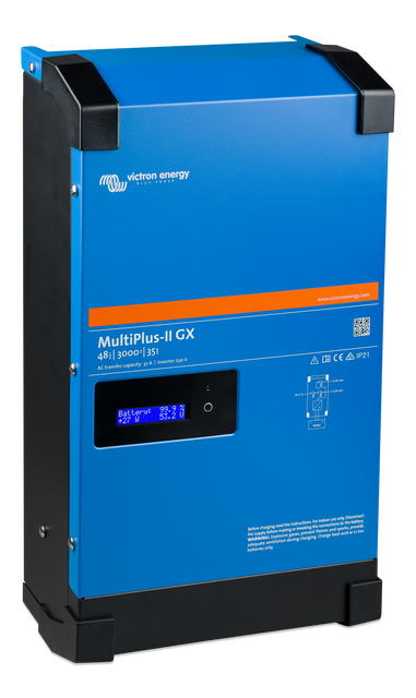 Гибридный инвертор MultiPlus-II 48/3000/35-32 GX