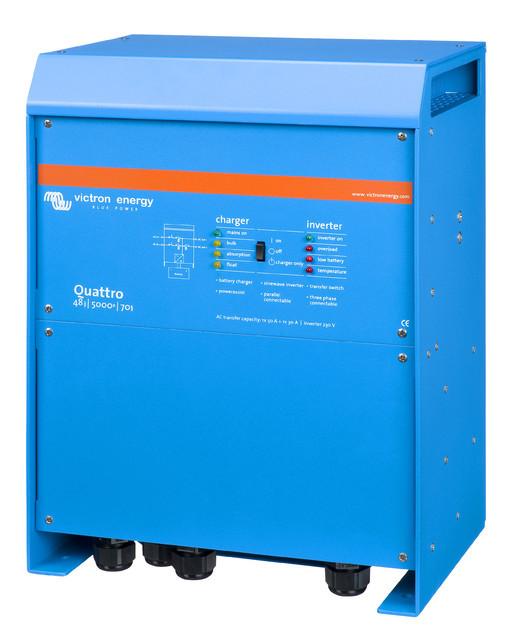 Гибридный инвертор Quattro 48/5000/70-100/100