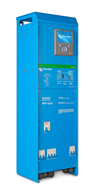 Гибридный инвертор EasySolar-II 48/3000/35-32 MPPT 250/70 GX