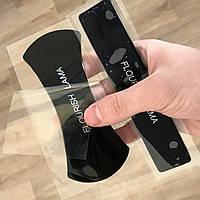 Липучка держатель для телефона в машину Flourish Lama, коврик-держатель для телефона
