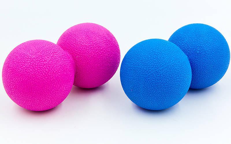 DuoBall 6909 Двойной массажный мячик