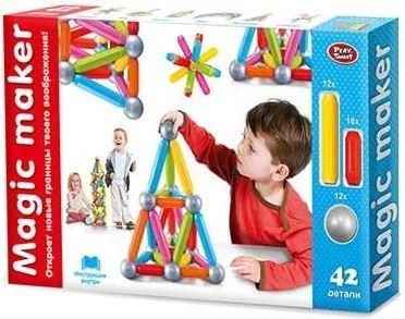 "Конструктор Play Smart 2444 Magic Maker ""Магический творец"" (42 деталей)"