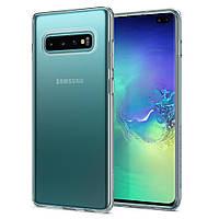Чехол UltraTPU для Samsung Galaxy S10 Plus SM-G975F силиконовый ультратонкий