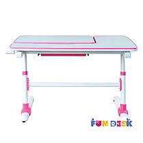 Детский стол-трансформер FunDesk Invito Pink, фото 3