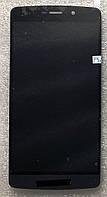 Модуль (дисплей+сенсор) дляTP-Link Neffos C5 MAX (TP702A) чорний