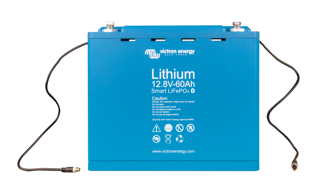 Аккумулятор LiFePO4 battery 12,8V/60Ah - Smart
