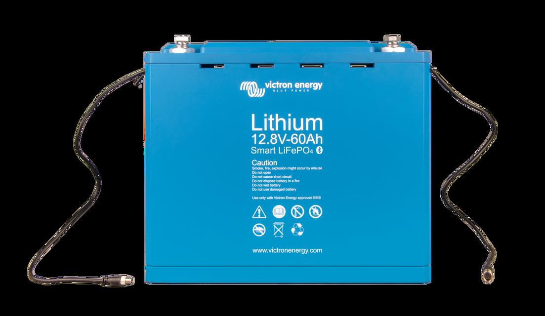 Акумулятор LiFePO4 battery 12,8 V/60Ah - Smart