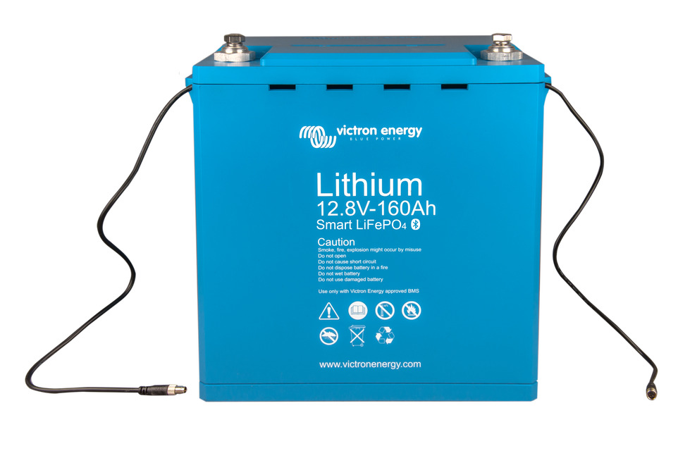 Аккумулятор LiFePO4 battery 12,8V/160Ah - Smart