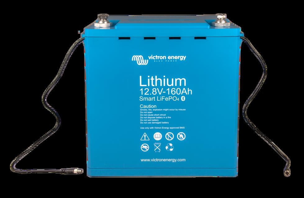 Акумулятор LiFePO4 battery 12,8 V/160Ah - Smart