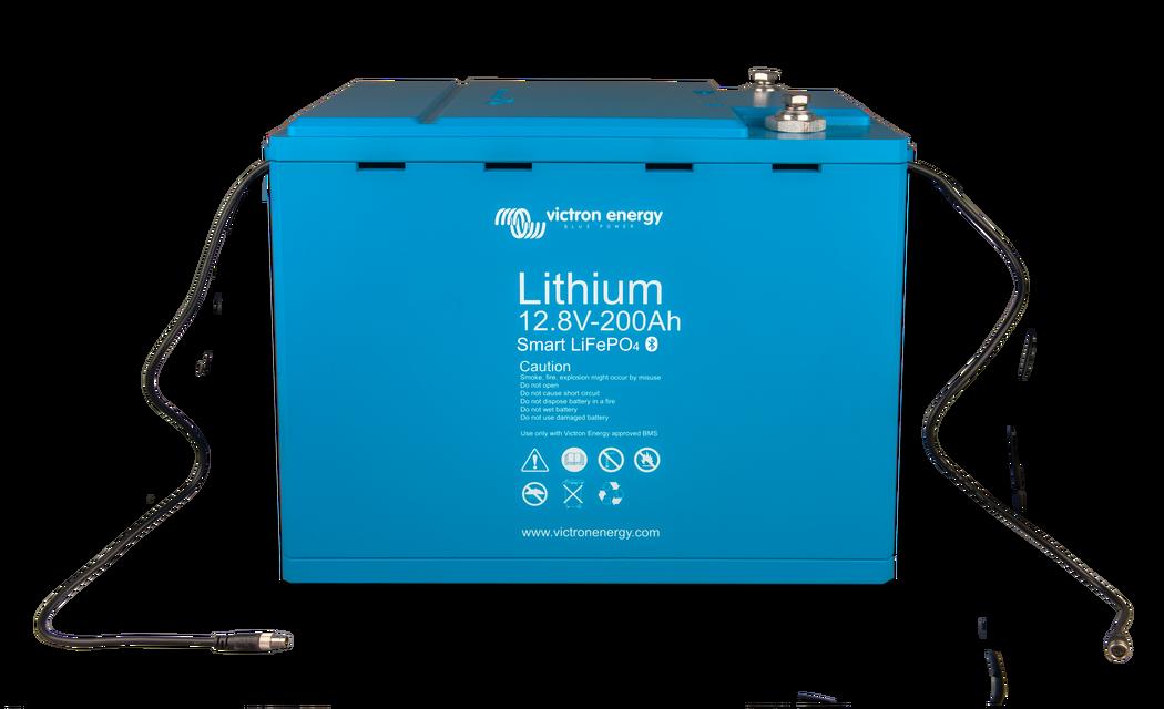 Аккумулятор LiFePO4 Battery 12,8V/200Ah - Smart