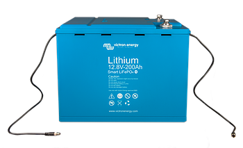 Аккумулятор LiFePO4 Battery 12,8V/200Ah-a - Smart