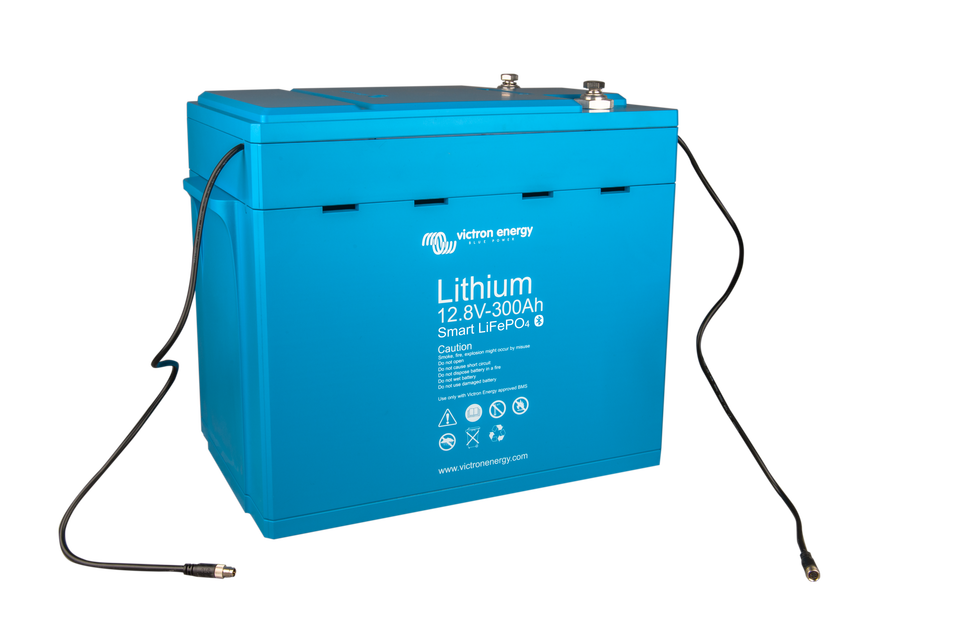 Аккумулятор LiFePO4 Battery 12,8V/300Ah - Smart