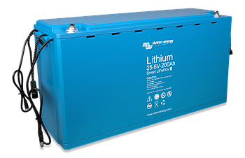 Аккумулятор LiFePO4 Battery 25,6V/200Ah - Smart
