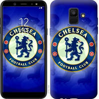 Чехол Endorphone на Samsung Galaxy A6 2018 ФК Челси 2319c-1480-18675 (2319-1480)