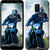 Чехол Endorphone на Samsung Galaxy A6 2018 Мотокросс 3013c-1480-18675 (3013-1480)