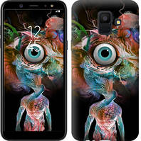 Чехол Endorphone на Samsung Galaxy A6 2018 Психоделия 4005c-1480-18675 (4005-1480)