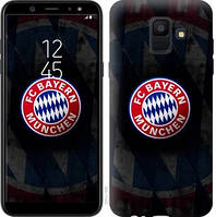 Чехол Endorphone на Samsung Galaxy A6 2018 Бавария Мюнхен 1561c-1480-18675 (1561-1480)