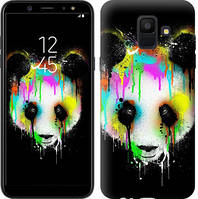 Чехол Endorphone на Samsung Galaxy A6 2018 Color-Panda 4157c-1480-18675 (4157-1480)