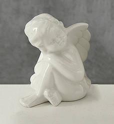 Статуэтка из фарфора Ангелочек h11cm