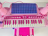 Синтезатор-пианино 88037 со стульчиком, фото 4