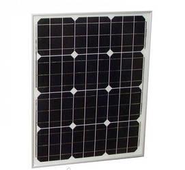 Монокристалічні сонячні батареї 12 вольт
