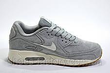 Кроссовки женские в стиле Nike Air Max 90, Gray\White, фото 3