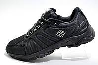 Мужские кроссовки в стиле Columbia Waterproof, Black (Firecamp 2)