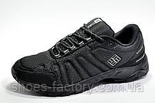 Мужские кроссовки в стиле Коламбия Waterproof, Black (Firecamp 2), фото 2