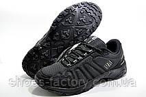 Мужские кроссовки в стиле Коламбия Waterproof, Black (Firecamp 2), фото 3