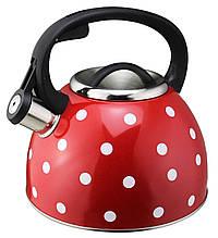 Чайник газовий UNIQUE UN-5301 2.5 L