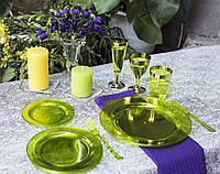 Посуда одноразовая для детских праздников «Capital For People» 84 шт. 6 чел